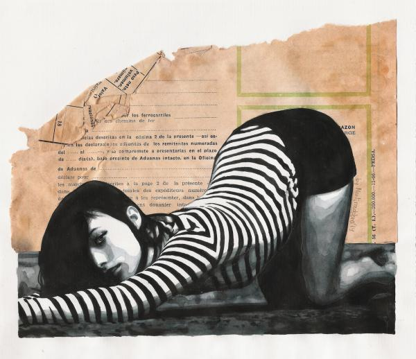 Olivia Wilde par Estherproductos